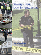 Spanish for Law Enforcement on CD