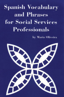 Spanish Vocabulary and Phrases for Social Services Professionals on MP3