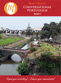 Learning Portuguese CD Workbook Conversational Portuguese - Volume 2 on CD