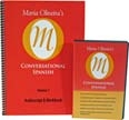Conversational Spanish Volume 1 Complete Set on CD