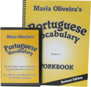 Maria Oliveira's Portuguese Vocabulary-Series 1